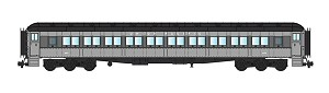 "USA Trains Ultimate Series UP Overland Route Heavyweight Coach Car #1  ""402"""
